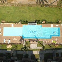 Отель Lanta Infinity Resort Ланта бассейн