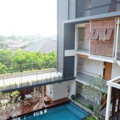 Nanda Heritage Hotel балкон