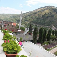 Отель Rezidenca Desaret Албания, Берат - отзывы, цены и фото номеров - забронировать отель Rezidenca Desaret онлайн балкон