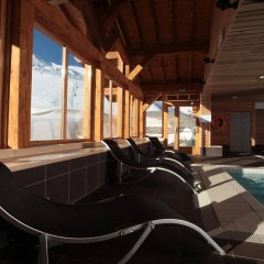 Отель Le Chalet du Mont Vallon Spa Resort бассейн фото 2