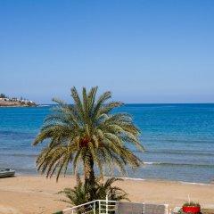 Отель Stalis Blue Sea Front Deluxe Rooms пляж