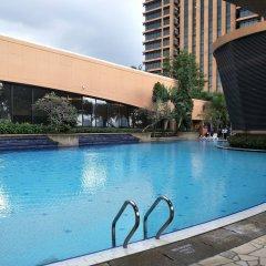 Отель Luxury Apartment at Time Square Малайзия, Куала-Лумпур - отзывы, цены и фото номеров - забронировать отель Luxury Apartment at Time Square онлайн бассейн фото 2