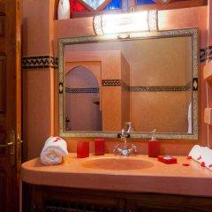 Отель Riad Bab Agnaou Марокко, Марракеш - отзывы, цены и фото номеров - забронировать отель Riad Bab Agnaou онлайн ванная фото 2