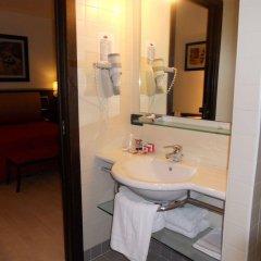 Stadio Hotel Пьяченца ванная