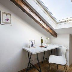 Апартаменты Hybernska Apartments удобства в номере