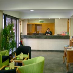 Botânico Hotel Лиссабон интерьер отеля