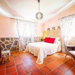 Отель Finca Encinar de las Flores комната для гостей