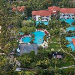 Отель The Laguna, a Luxury Collection Resort & Spa, Nusa Dua, Bali балкон