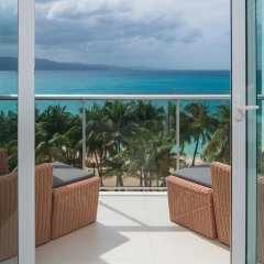 S Hotel Jamaica балкон