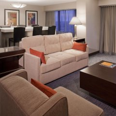 Отель Hyatt Regency Columbus США, Колумбус - отзывы, цены и фото номеров - забронировать отель Hyatt Regency Columbus онлайн комната для гостей фото 3