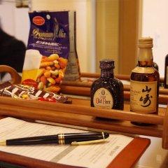 Отель Ginza Creston удобства в номере фото 2