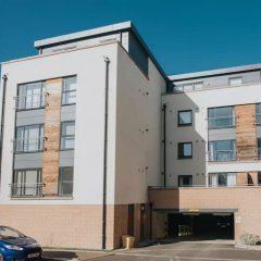Отель Spacious Flat Near Murrayfield Великобритания, Эдинбург - отзывы, цены и фото номеров - забронировать отель Spacious Flat Near Murrayfield онлайн парковка