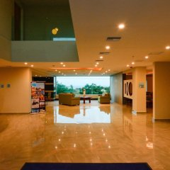 Отель Holiday Inn Express Cabo San Lucas Кабо-Сан-Лукас интерьер отеля фото 3