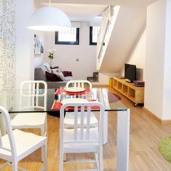 Апартаменты Feelathome Poblenou Beach Apartments Барселона питание