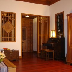 Отель Inle Lake View Resort & Spa удобства в номере