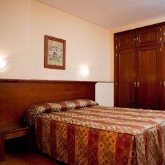 Отель Galicia Испания, Фуэнхирола - отзывы, цены и фото номеров - забронировать отель Galicia онлайн комната для гостей фото 5