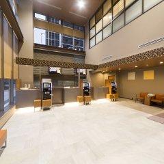 Отель Dormy Inn Toyama Япония, Тояма - отзывы, цены и фото номеров - забронировать отель Dormy Inn Toyama онлайн интерьер отеля фото 2