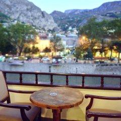 Harsena Konak Hotel Турция, Амасья - отзывы, цены и фото номеров - забронировать отель Harsena Konak Hotel онлайн балкон