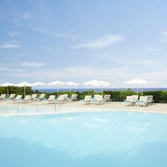 Отель Pelekas Beach (side Sea View - Half Board) Греция, Корфу - отзывы, цены и фото номеров - забронировать отель Pelekas Beach (side Sea View - Half Board) онлайн бассейн фото 2