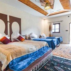 Отель Paradis Touareg Марокко, Загора - отзывы, цены и фото номеров - забронировать отель Paradis Touareg онлайн комната для гостей фото 2