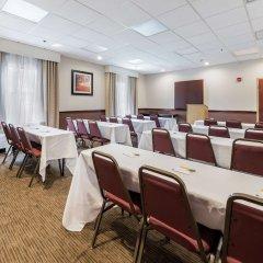 Отель Hampton Inn Columbus I-70E/Hamilton Road США, Колумбус - отзывы, цены и фото номеров - забронировать отель Hampton Inn Columbus I-70E/Hamilton Road онлайн помещение для мероприятий