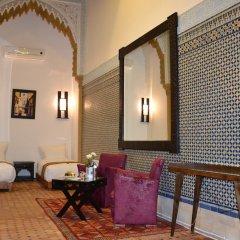 Отель Riad Zeina Марокко, Рабат - отзывы, цены и фото номеров - забронировать отель Riad Zeina онлайн интерьер отеля фото 3