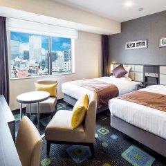 Отель Mystays Premier Akasaka Токио комната для гостей