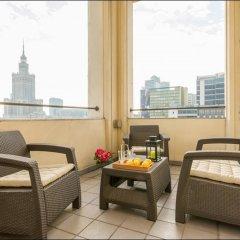 Апартаменты P&O Apartments Marszalkowska комната для гостей фото 5