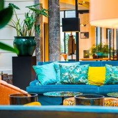 Hotel FRANQ интерьер отеля
