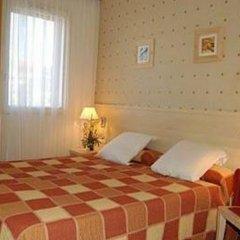 Отель Hôtel Athena Part-Dieu Франция, Лион - отзывы, цены и фото номеров - забронировать отель Hôtel Athena Part-Dieu онлайн комната для гостей фото 3