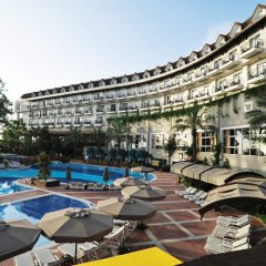 Отель Alkoclar Exclusive Kemer Кемер бассейн фото 2