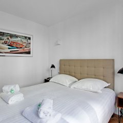 Отель Pick a Flat - St-Germain St-Michel Париж комната для гостей