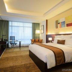 Отель Aetas Lumpini Бангкок комната для гостей
