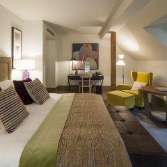 Отель Augustine, a Luxury Collection Hotel, Prague Чехия, Прага - отзывы, цены и фото номеров - забронировать отель Augustine, a Luxury Collection Hotel, Prague онлайн комната для гостей фото 4