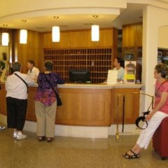 Hotel Casa Del Pellegrino Падуя интерьер отеля фото 3