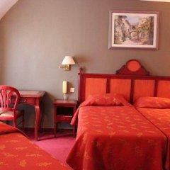 Отель Hôtel Metropol комната для гостей