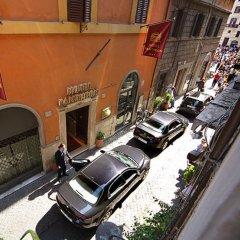 Отель Pantheon Италия, Рим - отзывы, цены и фото номеров - забронировать отель Pantheon онлайн парковка