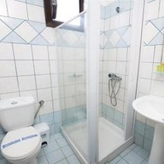 Hotel Areti Ситония ванная фото 2