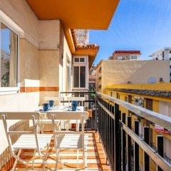 Отель Large Apartment in Prime Location in Fuengirola Ref 98 Испания, Фуэнхирола - отзывы, цены и фото номеров - забронировать отель Large Apartment in Prime Location in Fuengirola Ref 98 онлайн балкон