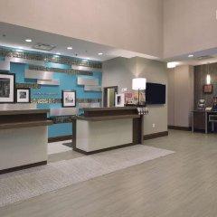 Отель Hampton Inn & Suites Columbus/University Area Колумбус интерьер отеля фото 3