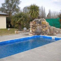 Отель Cabañas El Eden Сан-Рафаэль бассейн фото 2