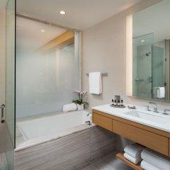 Отель InterContinental Los Angeles Downtown США, Лос-Анджелес - отзывы, цены и фото номеров - забронировать отель InterContinental Los Angeles Downtown онлайн ванная
