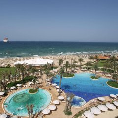 Отель Moevenpick Resort & Spa Sousse Сусс пляж фото 2
