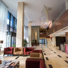 Гостиница DoubleTree by Hilton Novosibirsk интерьер отеля фото 3