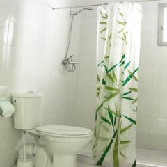 Отель Mauritania Centre Tanger Марокко, Танжер - отзывы, цены и фото номеров - забронировать отель Mauritania Centre Tanger онлайн ванная