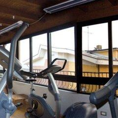 Отель Albergo Zoello Je Suis фитнесс-зал