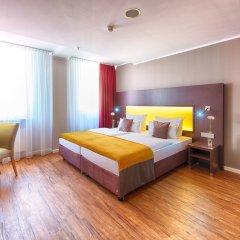 Отель Leonardo Hotel München City Center Германия, Мюнхен - 2 отзыва об отеле, цены и фото номеров - забронировать отель Leonardo Hotel München City Center онлайн комната для гостей