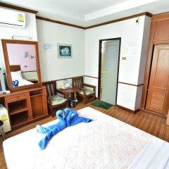 Отель Krabi Grand Hotel Таиланд, Краби - отзывы, цены и фото номеров - забронировать отель Krabi Grand Hotel онлайн удобства в номере