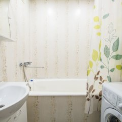 Гостиница Domumetro on Akademika Chelomeya 10 ванная
