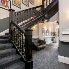 Отель The West End Hotel Великобритания, Эдинбург - отзывы, цены и фото номеров - забронировать отель The West End Hotel онлайн комната для гостей фото 5